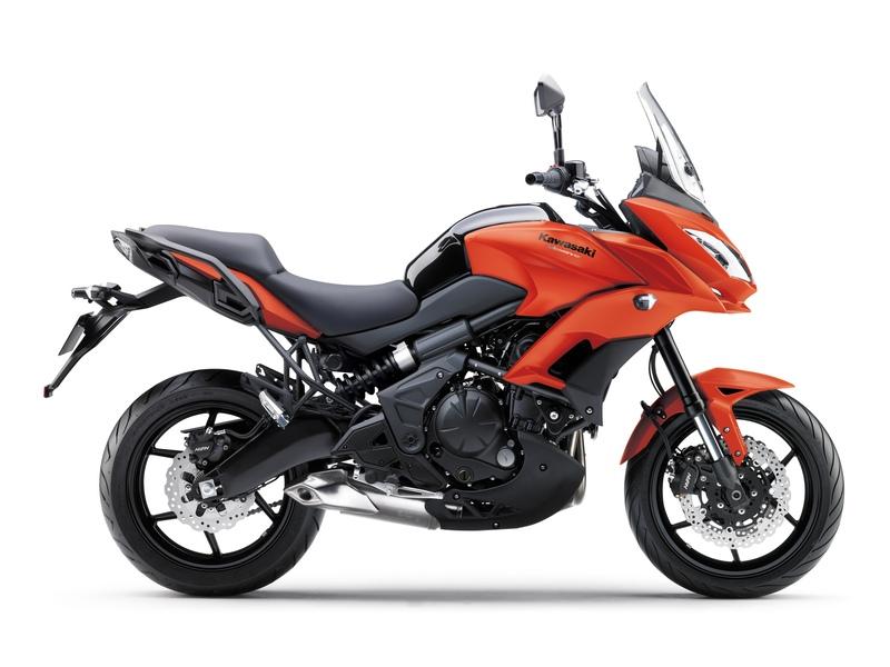 Motocenter Baselland Mietmotorräder Kawasaki Versys 650