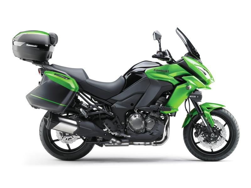 Motocenter Baselland Mietmotorräder Kawasaki Versys 1000