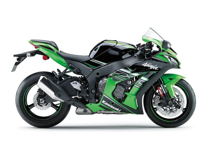 Motocenter Baselland Mietmotorräder Kawasaki ZX 10R