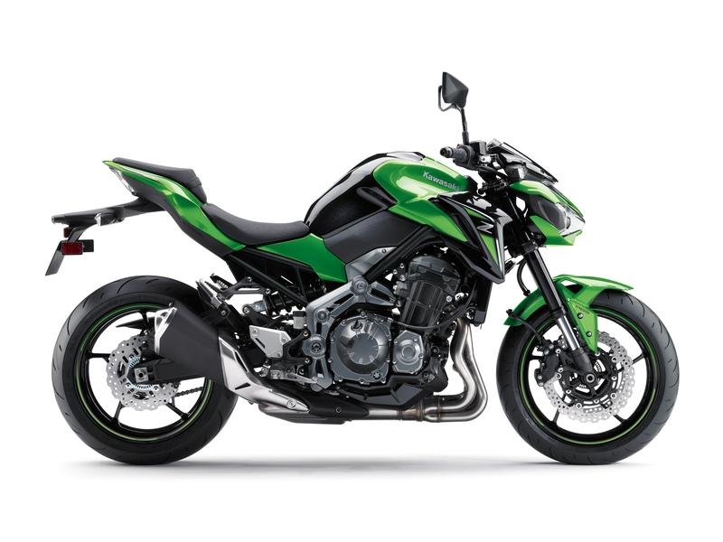 Motocenter Baselland Mietmotorräder Kawasaki Z 900